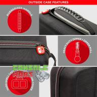 Game Travel Deluxe System Case (Nintendo Switch) - Game Travel Deluxe System Case (Nintendo Switch)