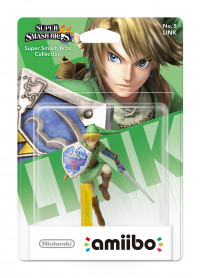 Amiibo Super Smash Bros. Link