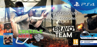 Bravo Team + Sony PlayStation VR Aim Controller (PS VR)