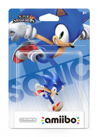 Amiibo Super Smash Bros. Sonic