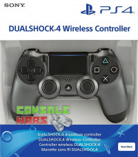 Dualshock 4 V2 (Steel Black)