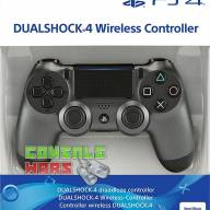 Dualshock 4 V2 (Steel Black) - Dualshock 4 V2 (Steel Black)