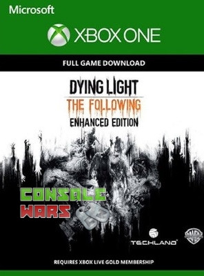 Dying Light The Following (Xbox One Key)