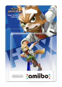 Amiibo Super Smash Bros. Fox