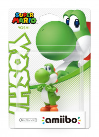 Amiibo Super Mario Collection Yoshi