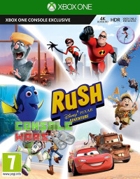 Rush A Disney Pixar Adventure (Xbox One)