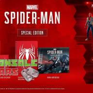 Marvel's Spider-Man Special Edition (PS4) - Marvel's Spider-Man Special Edition (PS4)