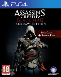 Assassins Creed IV 4 Black Flag JackDaw (PS4)