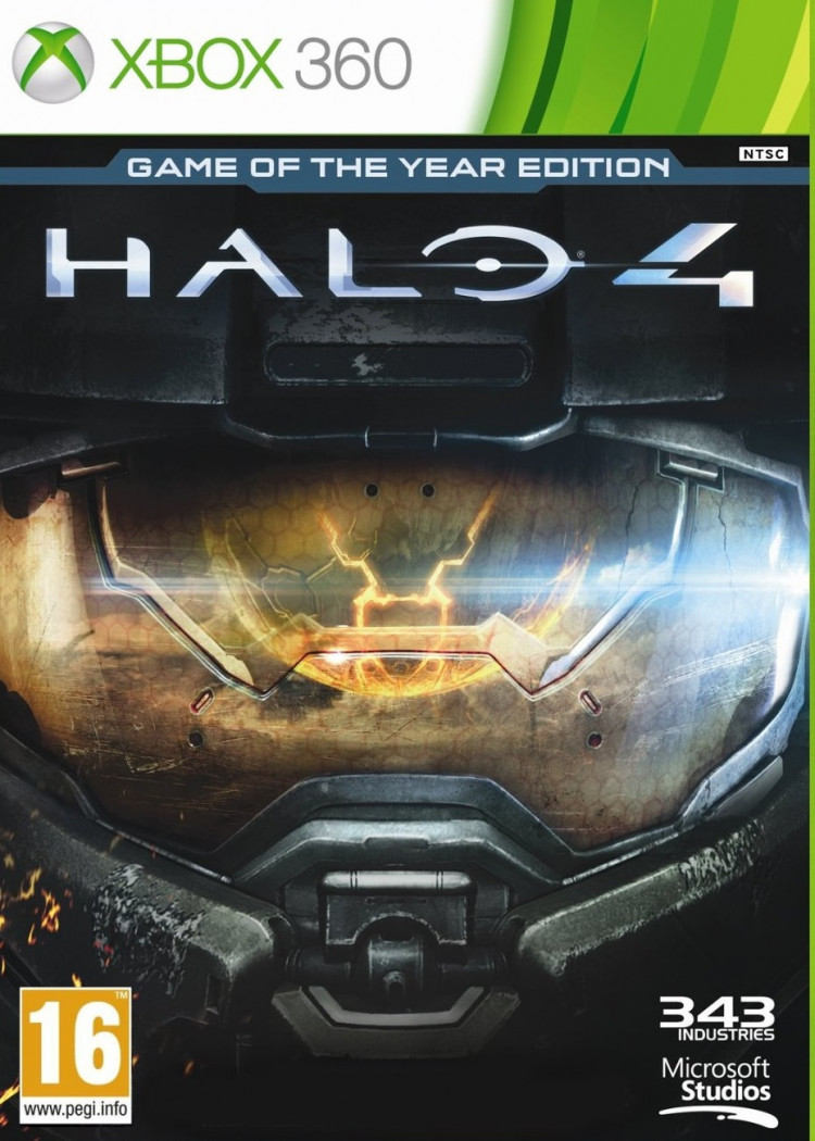 Halo 4  Game of the Year (Xbox 360)