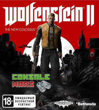 Wolfenstein 2 The New Colossus (PC | Steam)