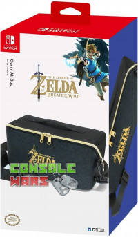 Hori Carry All Bag Zelda (Nintendo Switch)