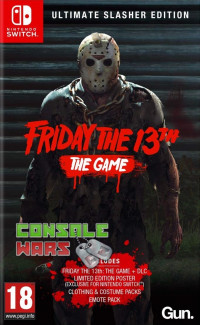 Friday the 13th The Game Ultimate Slasher Edition (Nintendo Switch)
