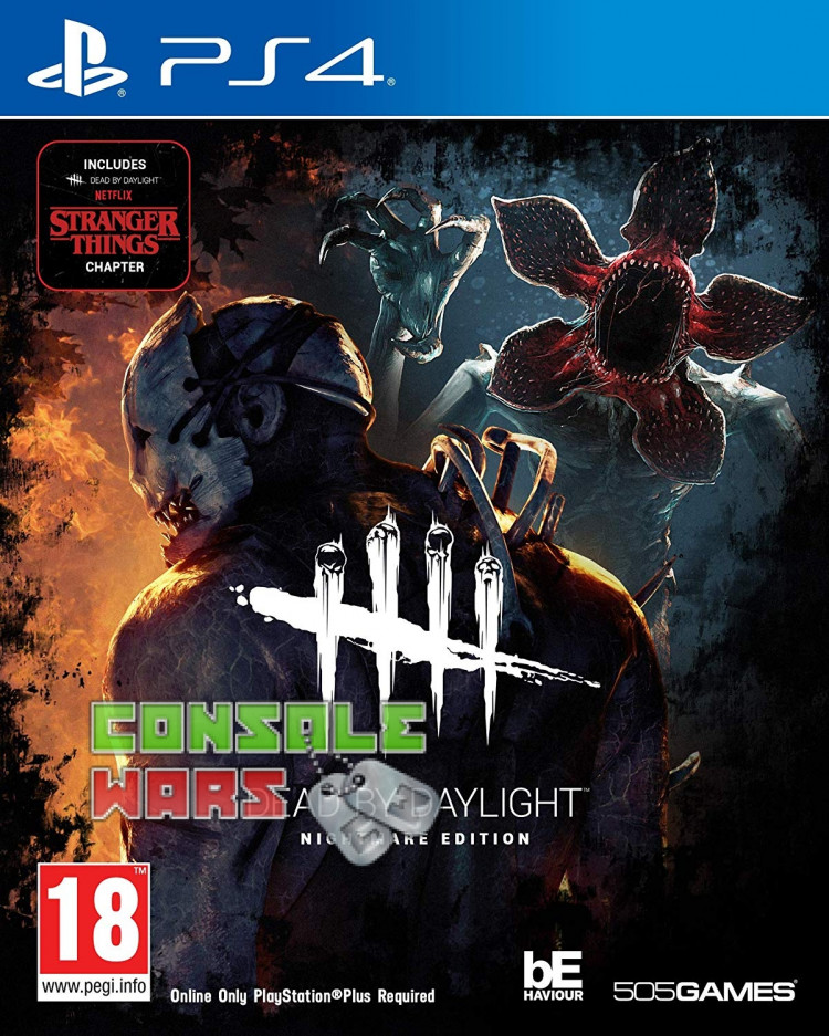 Dead by Daylight Nightmare Edition (PS4)