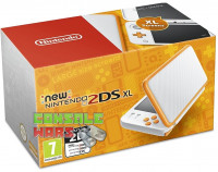 New Nintendo 2DS XL + Luma прошивка (64 GB)