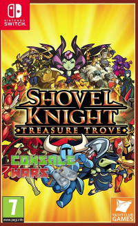 Shovel Knight Treasure Trove (Nintendo Switch)