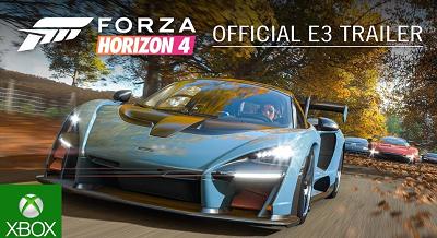 Релиз Forza Horizon 4 состоится 2-го октября!