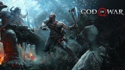 God of War PS4 - первый час игры!