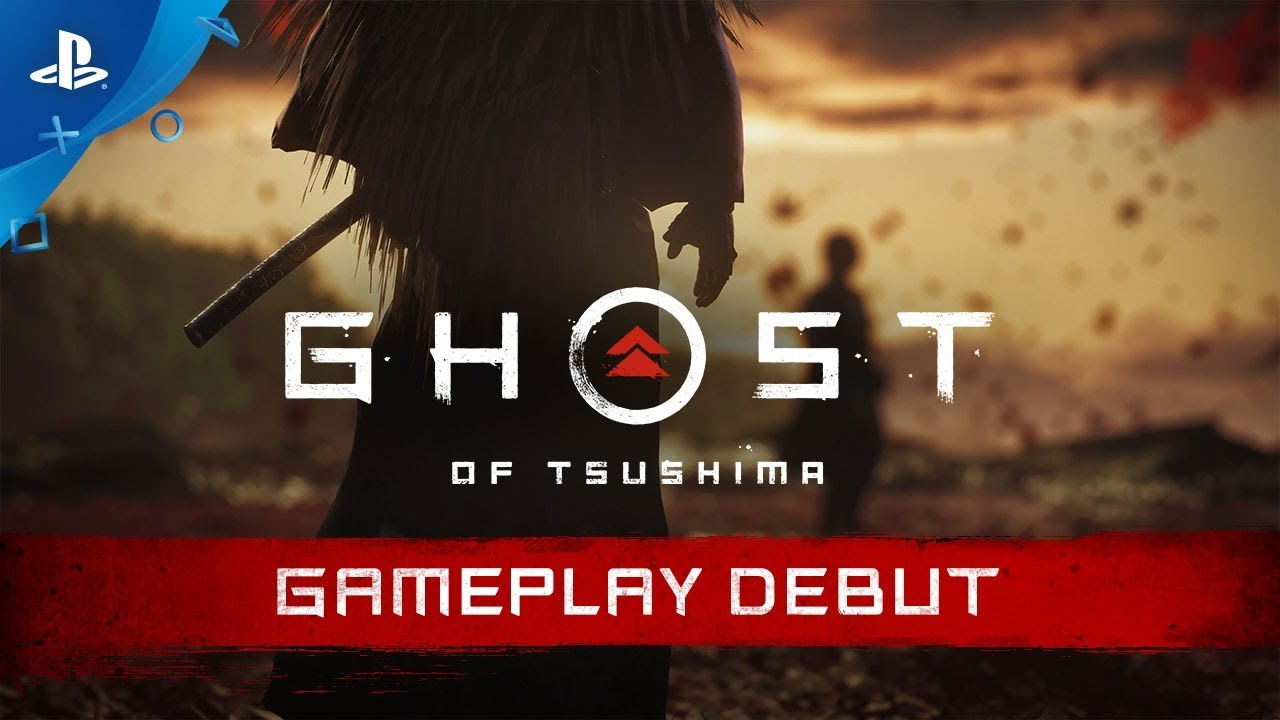 Ghost of Tsushima PS4 E3 2018.