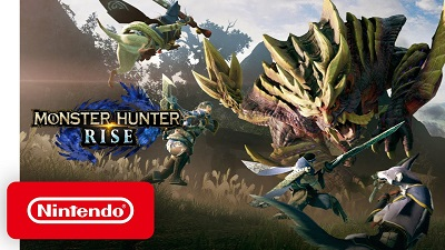 Охота продолжается: Представлен релизный трейлер Monster Hunter Rise