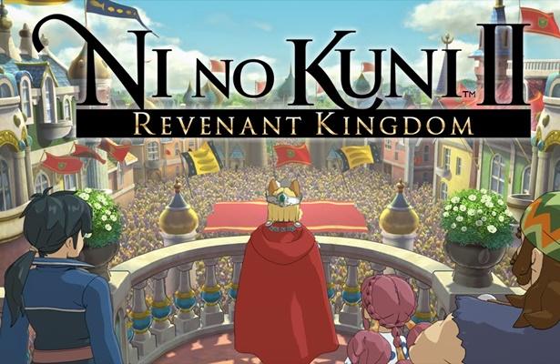 Ni No Kuni II: Revenant Kingdom финальный трейлер сказочного экшена.