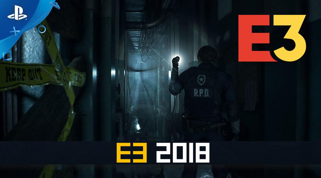 Resident Evil 2 Remake геймплей.
