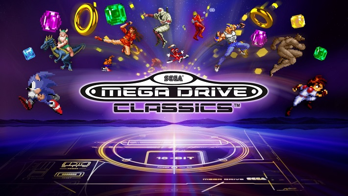 Сборник SEGA Genesis Collection выйдет в мае 2018!