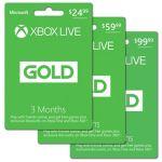 Xbox Live (Карты)